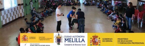 Experiencia y sabia nueva, la que traen para el MUS-E el CEIP Juan Caro Romero y el CEIP Hipódromo