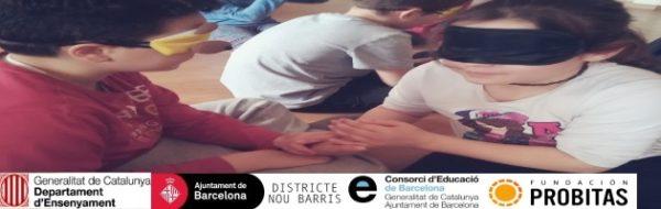 Escola Ágora: cultivo del sentido del tacto, la atención y la comunicación afectiva