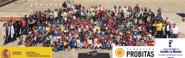 Día MUS-E Castilla-La Mancha en el CEIP San Ildefonso