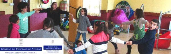 Entusiasmo con el MUS-E en el CPEE San Cristóbal (Avilés)