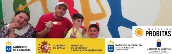 Seguimos con el MUS-E Inclusión en Canarias y pasamos a la acción en el CEIP Félix Santana