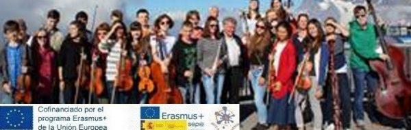 'Arte por la Convivencia': cuatro alumnos de la Pantueña Wind Orchestra son becados para la KLANGFORUM SCHWEIZ (academia de verano de música en Suiza)