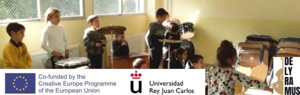 Programa Delyramus: el arte de la música como herramienta de encuentro e inclusión social en tres centros de Sevilla