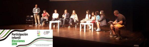 La FYME participó en el Primer Encuentro de niños, niñas y adolescentes con candidatos para las Elecciones 2019 Comunidad de Madrid