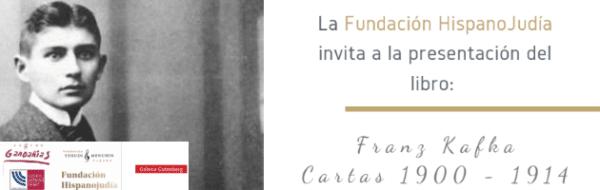 Arte en Escena: presentación de libro 'Franz Kafka. Cartas 1900-1914'