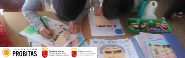 El CEIP Stella Maris disfruta con la libertad de expresión plástica y la creatividad a través del MUS-E