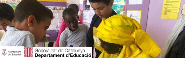 Enséñame África: sinergias y colaboraciones en la Escola Joan Maragall