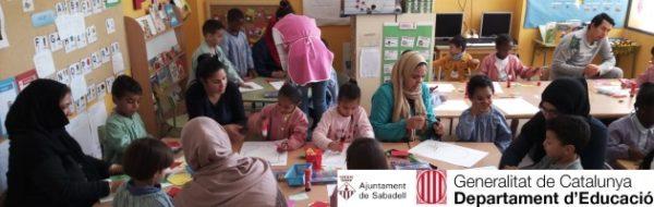 Escola Joan Maragall: talleres desde Arte para involucrar y conectar a las familias y a los menores