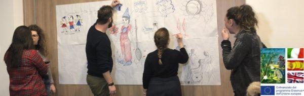 Encuentro del Proyecto Erasmus + 'Campo dei Miracoli' en Liverpool
