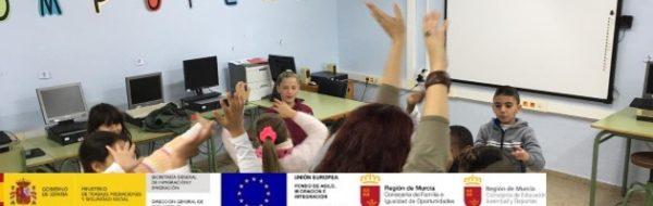 CEIP Ramón y Cajal (Águilas): aprendemos a compartir recursos y responsabilidades a través de la Danza