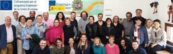 Encuentro 'We All Count' 24- 25- 26 de abril: las jornadas en el CRA Río Tajo-José Manuel Oviedo de Aldeanueva de Barbarroya