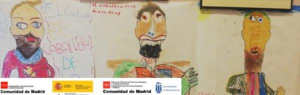 Arte en Escena: El Greco y su obra 'El caballero de la mano en el pecho' son homenajeados en el CEIP Antonio Machado