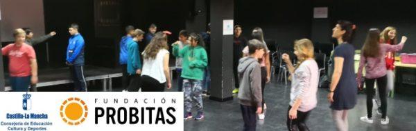 III Muestra de Teatro y Día MUS-E en el IES Princesa Galiana (Toledo)