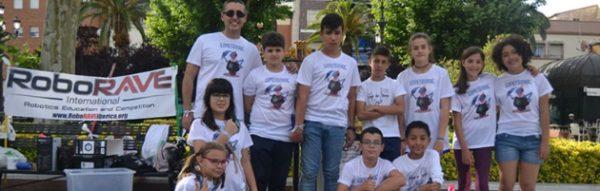 El colegio MUS-E CEIP López de Vega (Badajoz) representará a España en el RoboRAVE International
