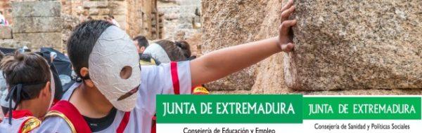 Los niños y niñas del CEIP Antonio Machado (Mérida) llevan el MUS-E al Canal Extremadura