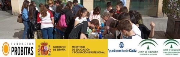 Sesiones con familias en el CEIP Adolfo de Castro (Cádiz): el MUS-E sale a fundirse con la vecindad