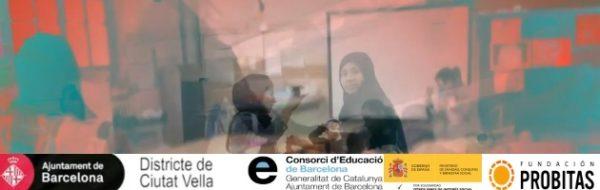 Escola Milà i Fontanals: se vive si se convive, juntos intercambiando