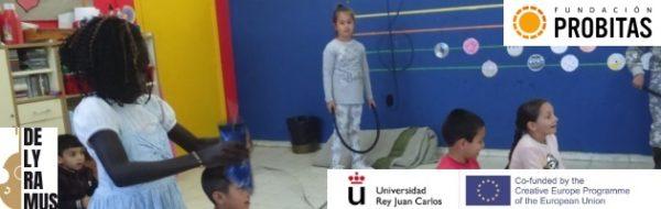 Proyecto Delyramus: echamos el cierre al curso escolar en el CEIP Andalucía, CEIP Menéndez Pidal y CEIP Victoria Díez con las mejores sensaciones posibles