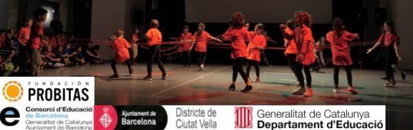 Día MUS-E Intercentros Ciutat Vella 'Pasando a la Acción' en el Centre de Arts de Santa Mónica