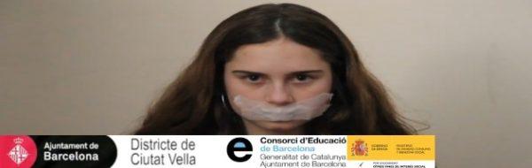 El IES Pau Claris no se calla en la lucha por la igualdad de género