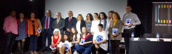 El IES Princesa Galiana reconoce la labor de la FYME con el 'Premio Galiana a la colaboración con el centro'