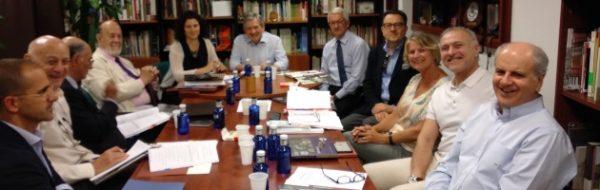 Reunión del Patronato de la FYME