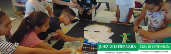 Intercambio de talleres en el Día del Centro y Día MUS-E del CEIP Juan Güell