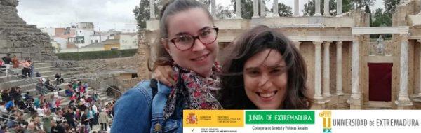 Día MUS-E de Extremadura en Mérida: una visita muy especial del alumnado de la II Edición del Título Propio de Formación en Habilidades para el Empleo y el Emprendimiento