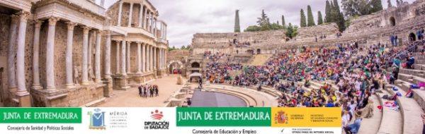 Veinte años de la FYME y veinte años de MUS-E en Extremadura: todos juntos en el Teatro Romano de Mérida