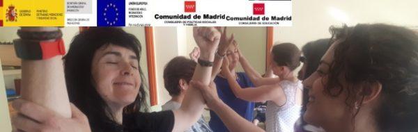Taller de formación con familias en el IES Churriguera