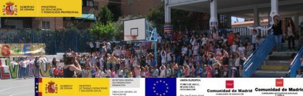 Día MUS-E CEIP Vicálvaro con tremenda implicación del alumnado y de sus familias