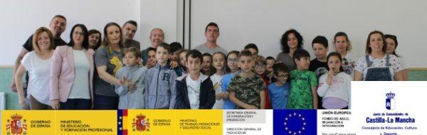 Día de las Familias del Programa MUS-E en el CEIP Virgen del Amparo