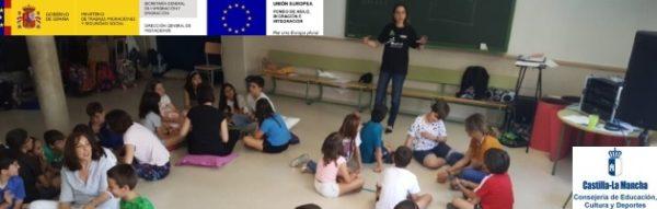 'Pasando a la acción' por la igualdad en el Jardín de Arena de Alcázar de San Juan