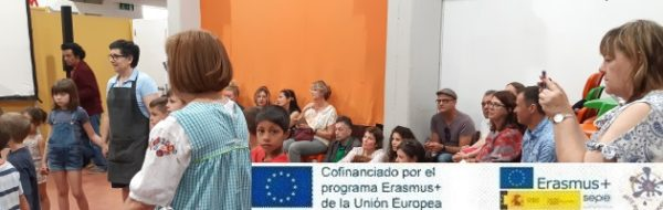 VI Encuentro Proyecto Erasmus + 'Arte por la Convivencia' en Évora