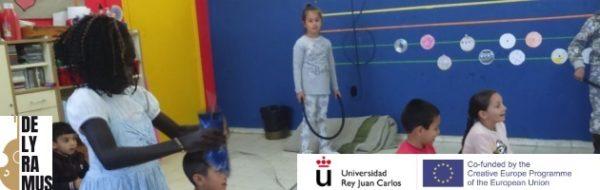 Programa Delyramus: echamos el cierre al curso escolar en el CEIP Andalucía, CEIP Menéndez Pidal y CEIP Victoria Díez con las mejores sensaciones posibles