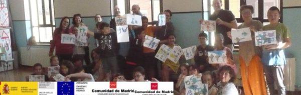 CEIP Miguel de Unamuno: sesiones con familias para el trabajo intercultural e intergeneracional