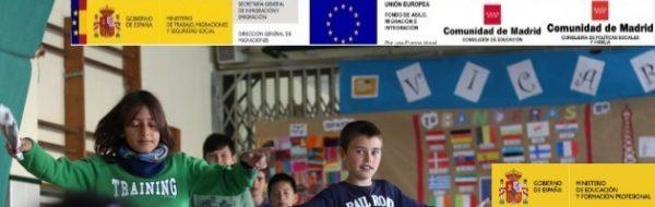 La experiencia que da el MUS-E se refleja en el CEIP Vicálvaro