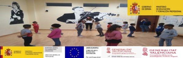 CEIP CAES Ferrandis: grupos cohesionados a través de la libre expresión