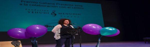 La FYME es galardonada por el IES Princesa Galiana con el 'Premio Galiana a la colaboración con el centro'