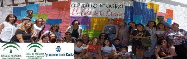 CEIP Adolfo de Castro, el cole de tu barrio