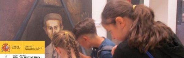 'Arte en Escena': Educamos contra la xenofobia, el racismo y la violencia a través de 'Kafka, el visionario'