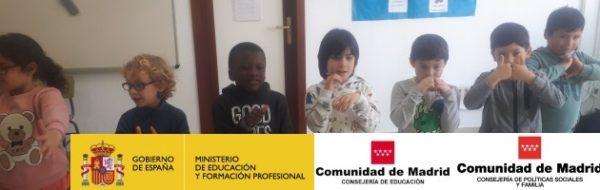CEIP Vicálvaro: MUS-E a través del Teatro para potenciar muchos conceptos de aprendizaje