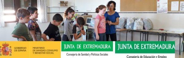Tod@s content@s con el MUS-E en el CEIP Francisco Parras (Losar la de Vera)