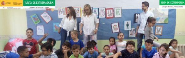 El MUS-E crea un círculo de confianza en el CEIP La Paz (Plasencia)