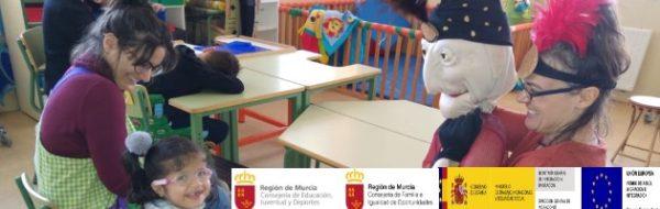 Implicación absoluta con el MUS-E en el CPEE Primitiva López
