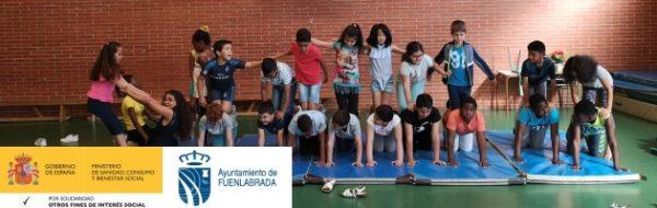 Campaña EnredArte Derechos Humanos: actitudes proactivas en el CEIP Rayuela para pasar a la acción