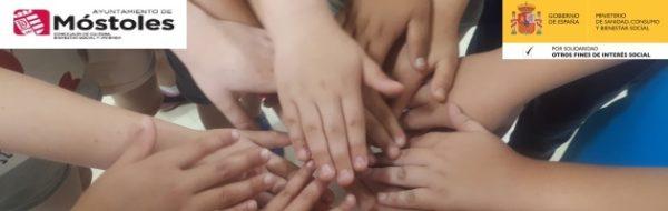 Campaña 'EnredArte' Móstoles: Diferencias que unen y derecho a la no discriminación