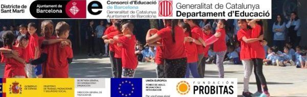 La Escola Concepción Arenal y la Escola Eduard Marquina comparten un Día MUS-E de puertas abiertas