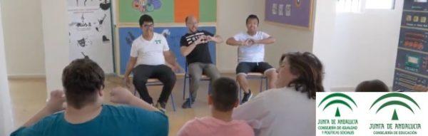 El CPEEE Santa Rosa de Lima, galardonado en los Premios 'Promoción de la Cultura de Paz y Convivencia Escolar en Andalucía'