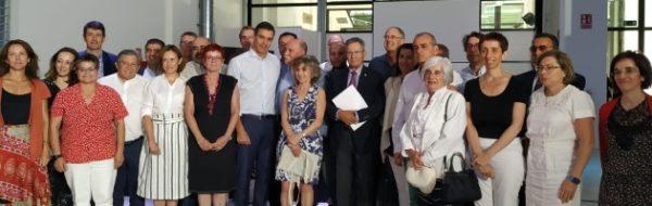 El Tercer Sector traslada a Pedro Sánchez la necesidad de garantizar la sostenibilidad de las organizaciones sociales